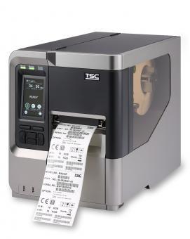 MX240P Industrie Thermotransfer Etikettendrucker